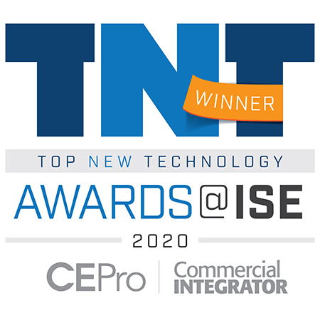 Top New Technology Commercial Integrator Awards
