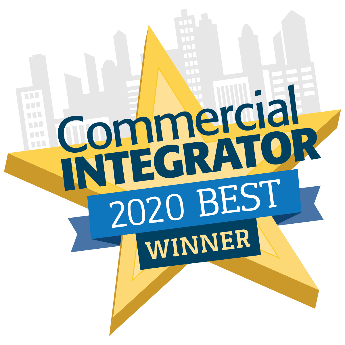 Commercial Integrator Best Awards